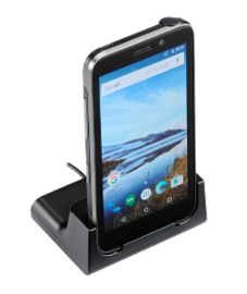 Desktop stand for Bittium Tough Mobile